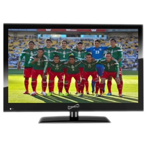 "Supersonic Tv 19"" Led Ac Dc 12V, Cable Incluido"