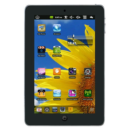 "zx - TABLET 7"" TOUCH ANDROID 4.0 C/CAMARA Y WIFI"""