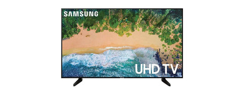 "Samsung Smart TV 43"" LED 4K(Refurbished)"