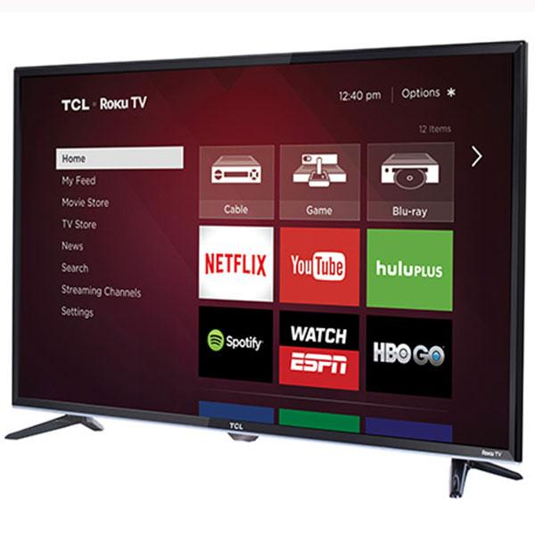 "Tcl Smart Tv Roku 32"" Led Digital Roku Tv, 720p  60Hz, Hdmi, Usb,  (X)"