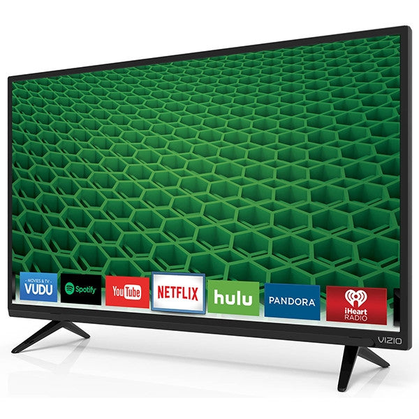 "VIZIO SMART TV 32"" LED DIGITAL /1080P/60HZ/WI-FI/YOUTUBE/NETFLIX/(X)"