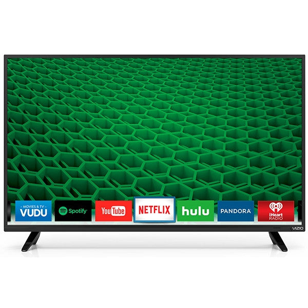 "VIZIO SMART TV 39"" LED DIGITAL /720P/120HZ/WI-FI/YOUTUBE/NETFLIX/(X)"
