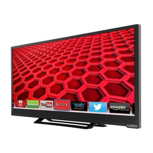 Zx- VIZIO SMART TV 24''/Wi-FI/YOUTUBE/NETFLIX/720p/60Hz/(X)