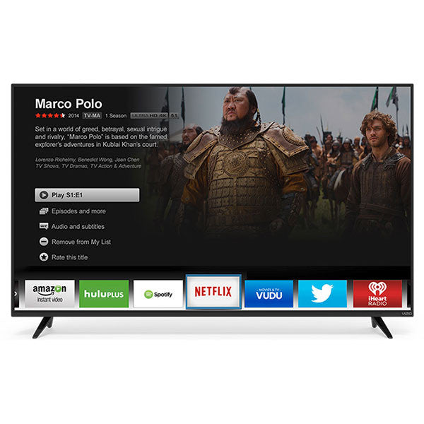 "VIZIO SMART TV 32"" LED DIGITAL /NETFLIX/YOUTUBE/ 1080P/120HZ/HDMI/USB/(X)"
