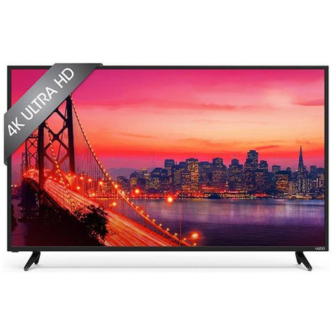 "Vizio Smart Tv 4K Ultrahd De  55"" Led, Netflix-Youtube, (X)"