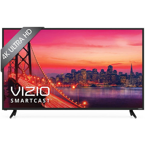 "VIZIO SMARTCAST TV 4K UHD 65"" LED DIGITAL /1080P/240HZ/WI-FI/YOUTUBE/NETFLIX/(X)"