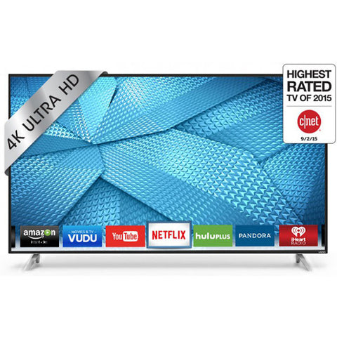 ".VIZIO SMART TV 4K ULTRAHD DE  49"" LED/NETFLIX-YOUTUBE/V6 SIX-CORE PROCESSOR"