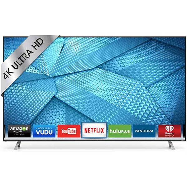"Vizio Smart Tv 4K Ultrahd De  60"" Led, Netflix-Youtube, V6 Six-Core Processor, (X)"