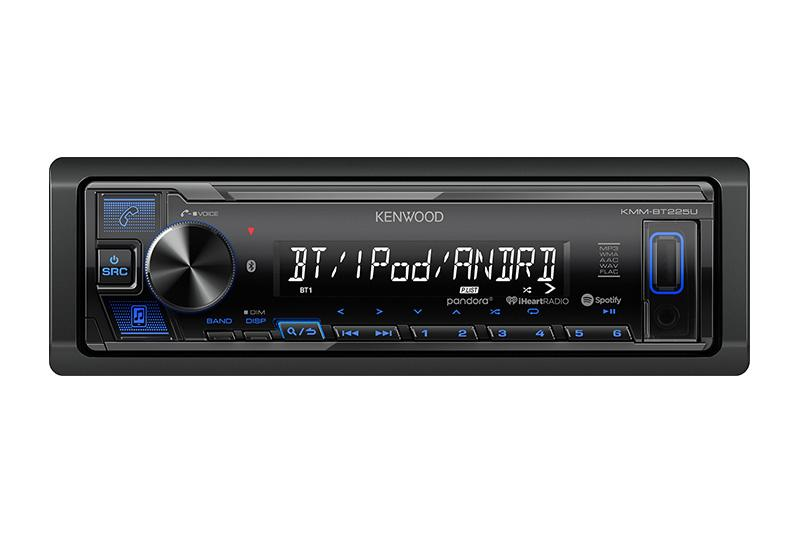 Kenwood BT225U Digital Media Receiver with Bluetooth