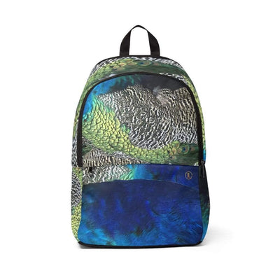 Bags Peacock Backpack One Size