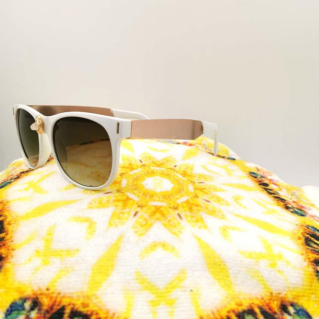 bundle Illumination Kit - Herkimer Diamond Third Eye Chakra Sunglasses and Towel Set Lisa Ing