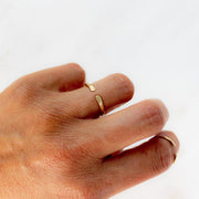 Ring Ensō Open Circle Ring Lisa Ing