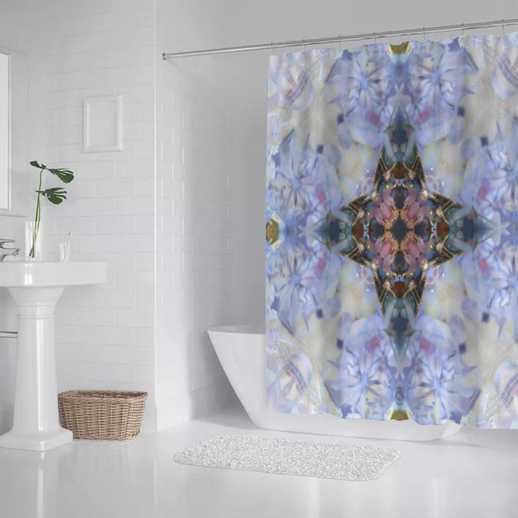 shower curtain When the Temple Rains Shower curtain Lisa Ing