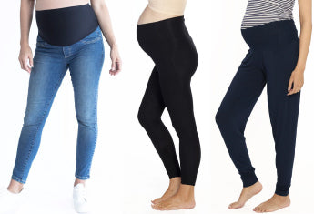 How to Choose Maternity Bottoms
