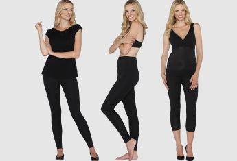 2fe88cceabf49 Angel Maternity Makes Shapewear for Postpartum Mums