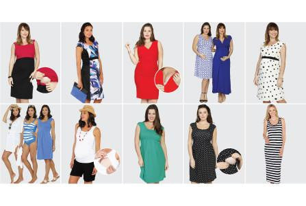 11 Tips for Buying Maternity And Nursing Clothes