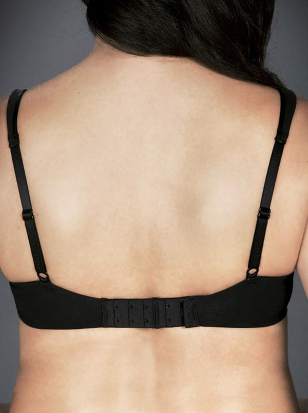 'Berlei' Barely There Cotton Maternity Bra In Black - Angel Maternity - Maternity clothes - shop online
