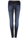 Angel Maternity Reina Gold - MAVI Super Skinny Leg Navy Jeans