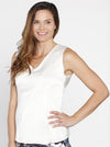 Maternity Silk Top