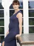 Maternity  Formal Dress To Impress Party Gown - Black - Angel Maternity - Maternity clothes - shop online