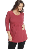 Maternity Cotton Top