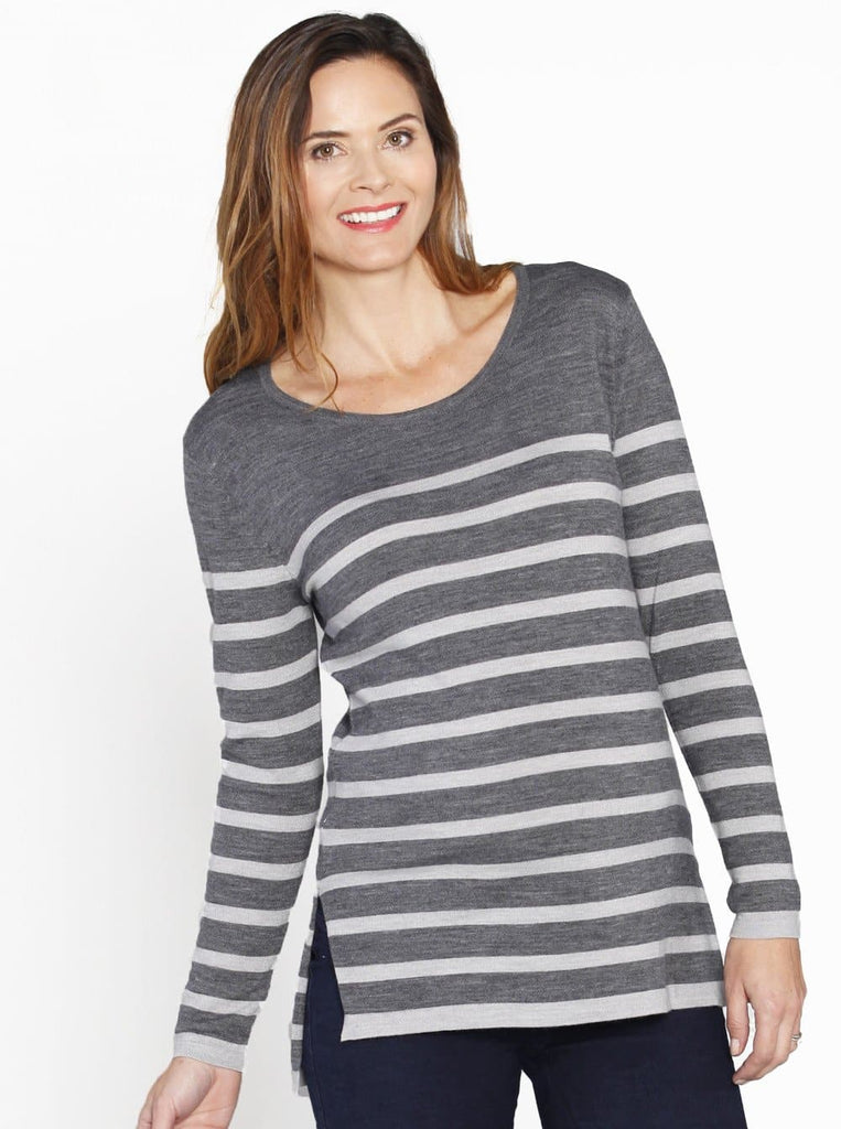 Maternity Lightweight Knitted Wool Top