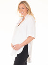 maternity summer top