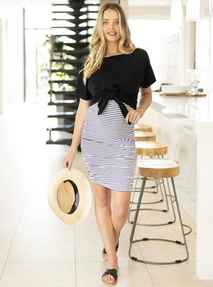 Maternity Ava Skirt and Top Set