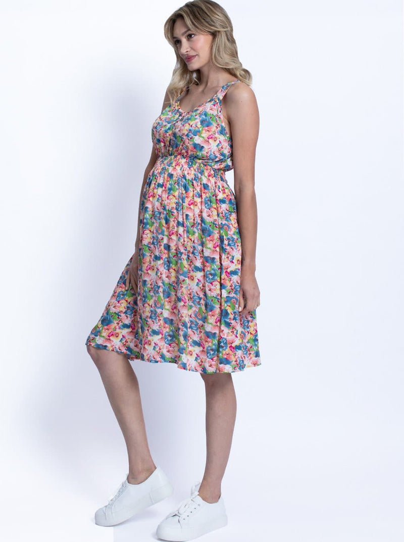 maternity summer dress