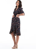 maternity dress; maternity party dress
