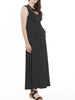 Maternity Ultimate Comfortable Maxi Dress - Black