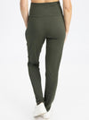 Maternity High Waist Pants in Khaki