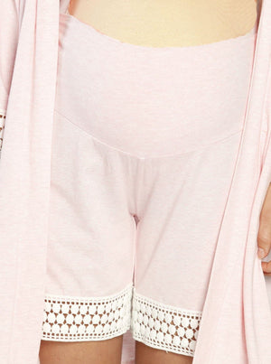 Ruby Joy PJ Sleepwear Mummy Shorts - details