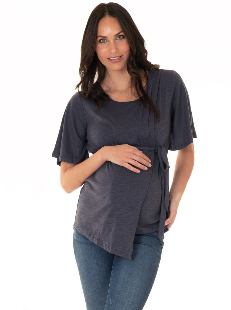 maternity casual top