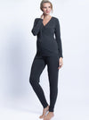 Maternity winter sleepwear set