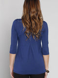 Breastfeeding Fashion Top- Back