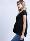 bamboo maternity top
