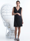 maternity sleep dress