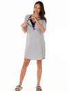 hospital gown baby delivery dress