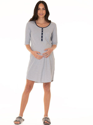 nursing dress for sleepwear