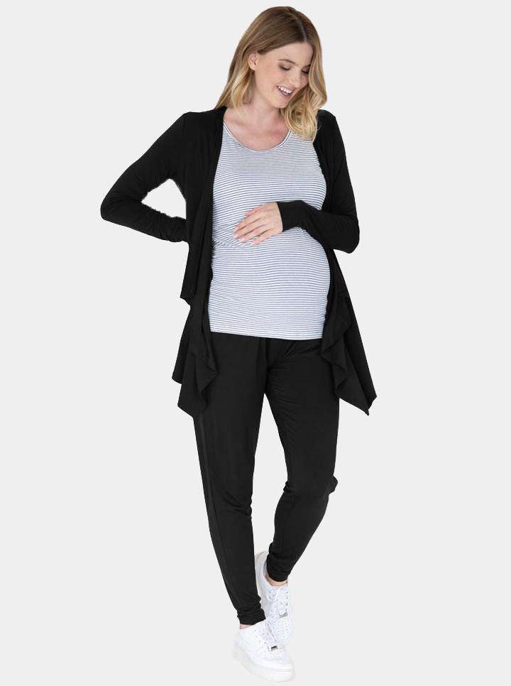 Maternity 3 Piece Relax Outfit in Black