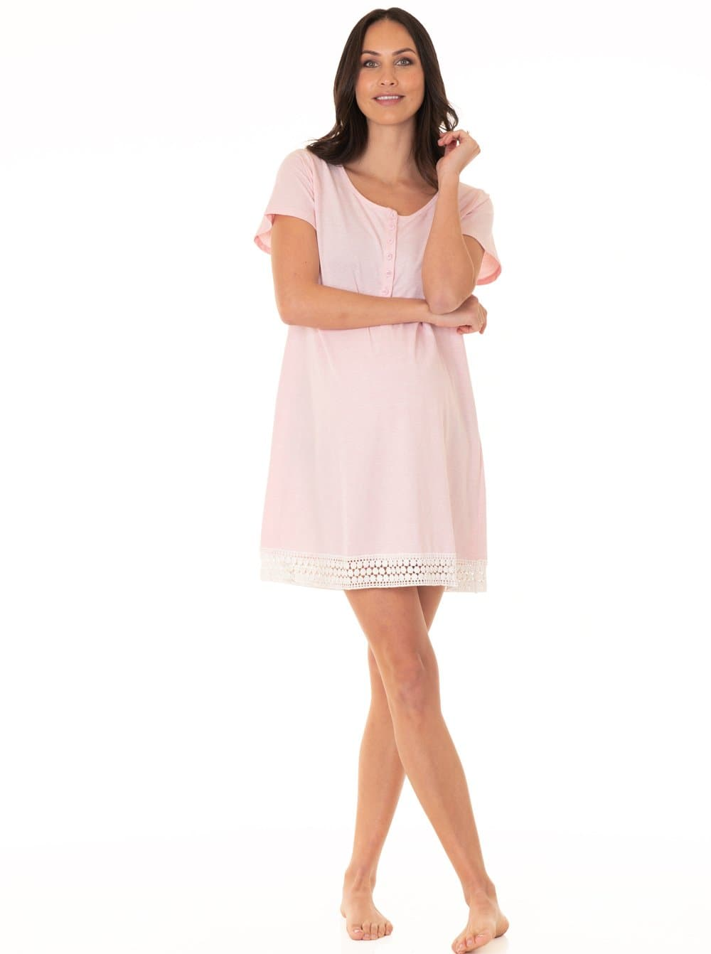 nursing sleep dress nightie