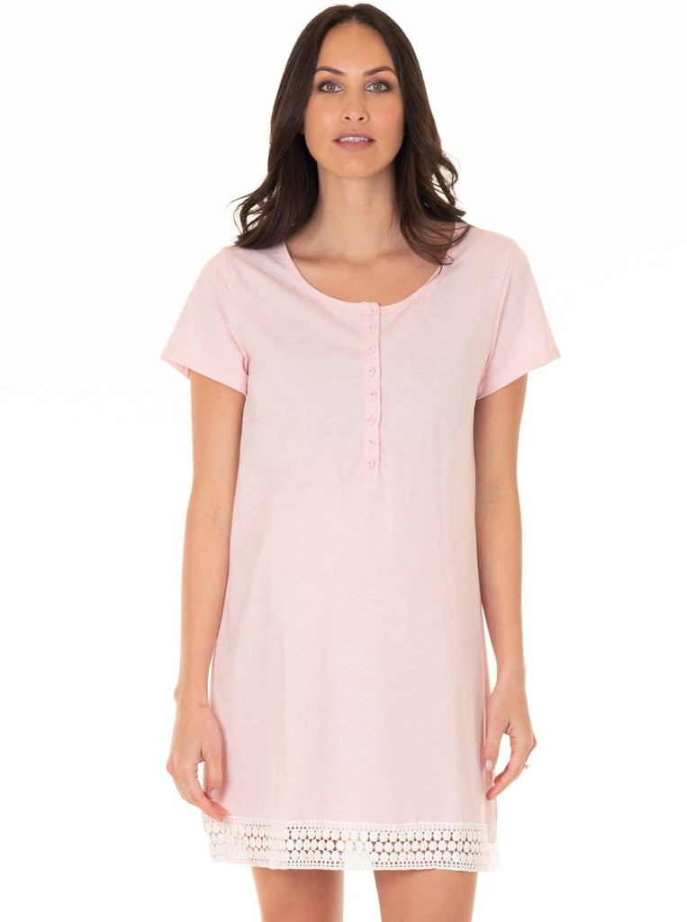 maternity nursing sleep dress nightie
