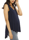 Ruby Joy - The Swing Tank with Nursing Opening - best seller maternity top