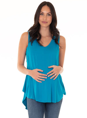summer nursing top