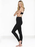 Postpartum compression slimming legging