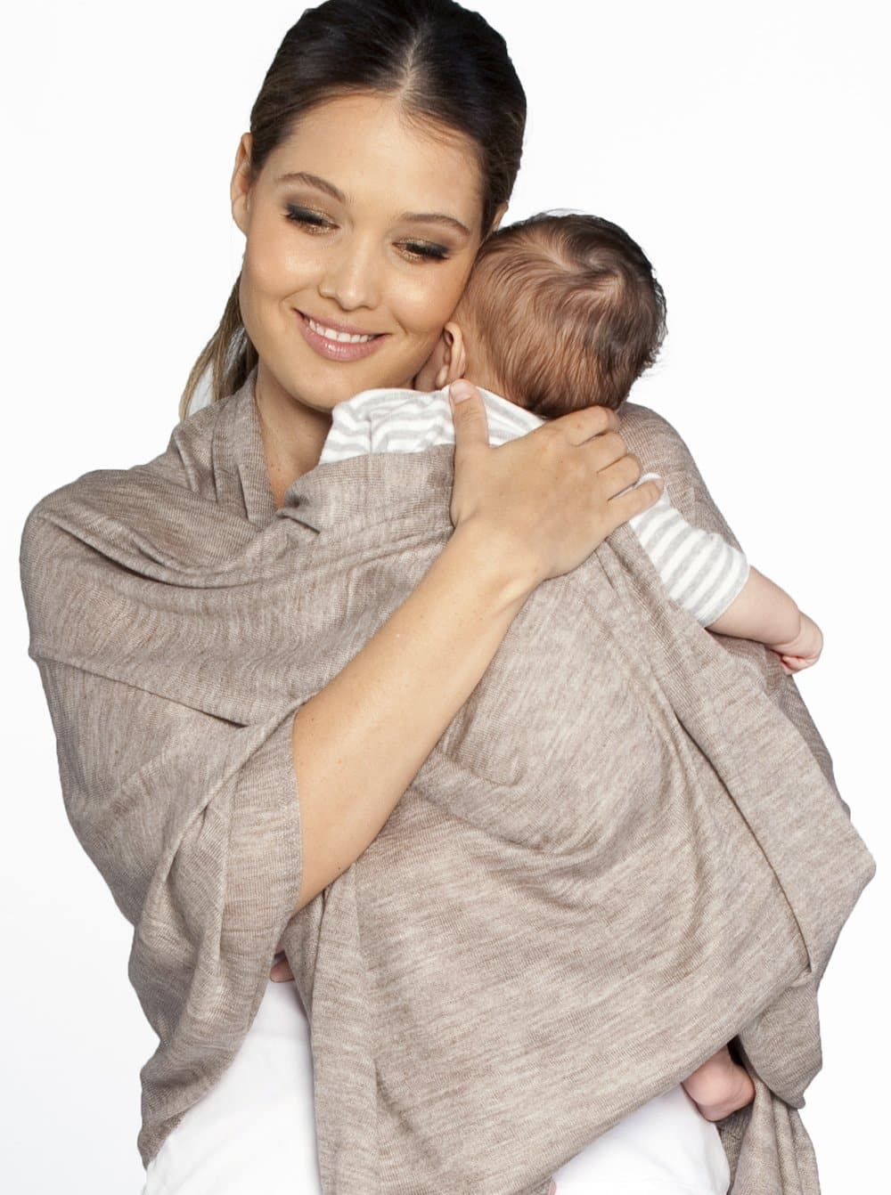 Nursing Angel Versatile Wrap - White