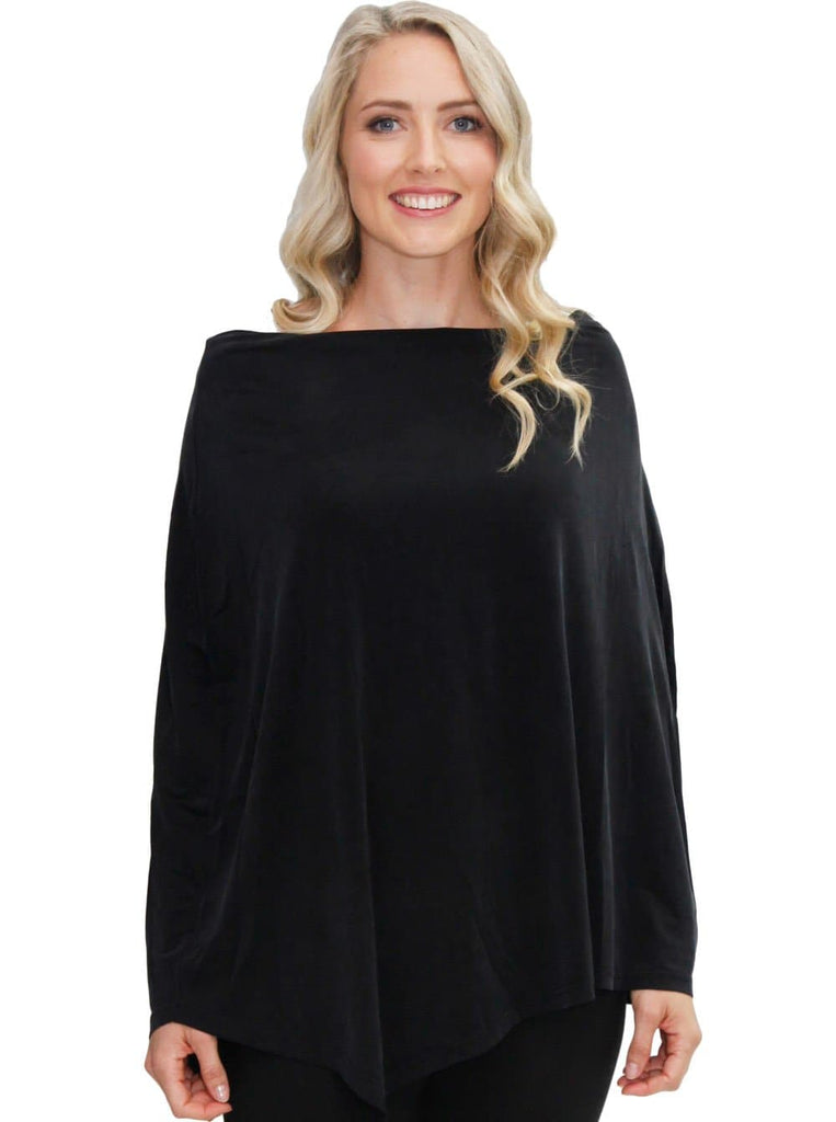 5 Ways Bamboo Collection Poncho - Mummy Poncho Online