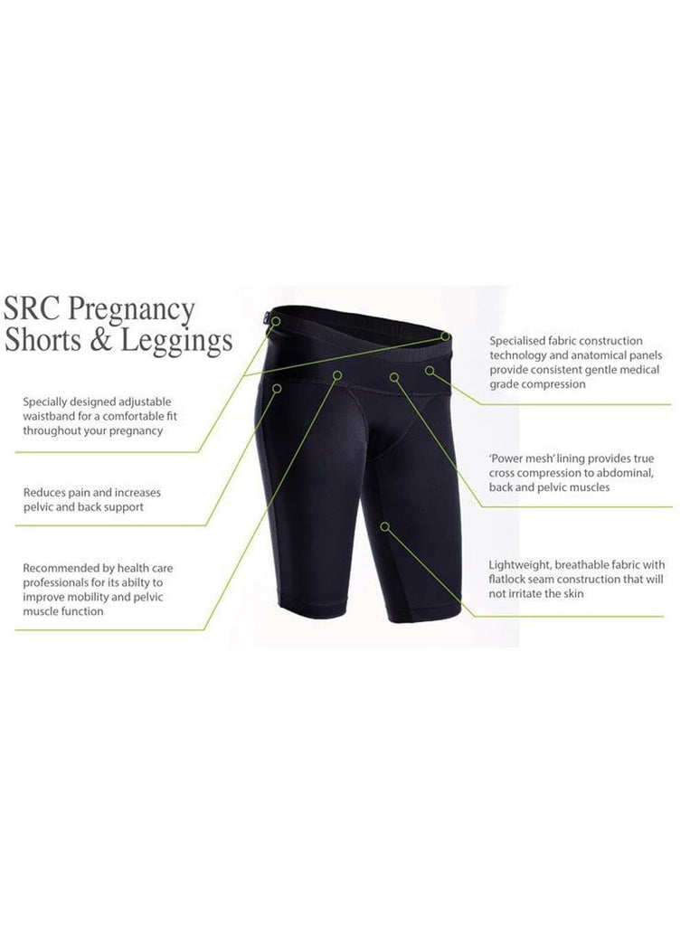SRC Pregnancy Shorts - Maternity Support Garment