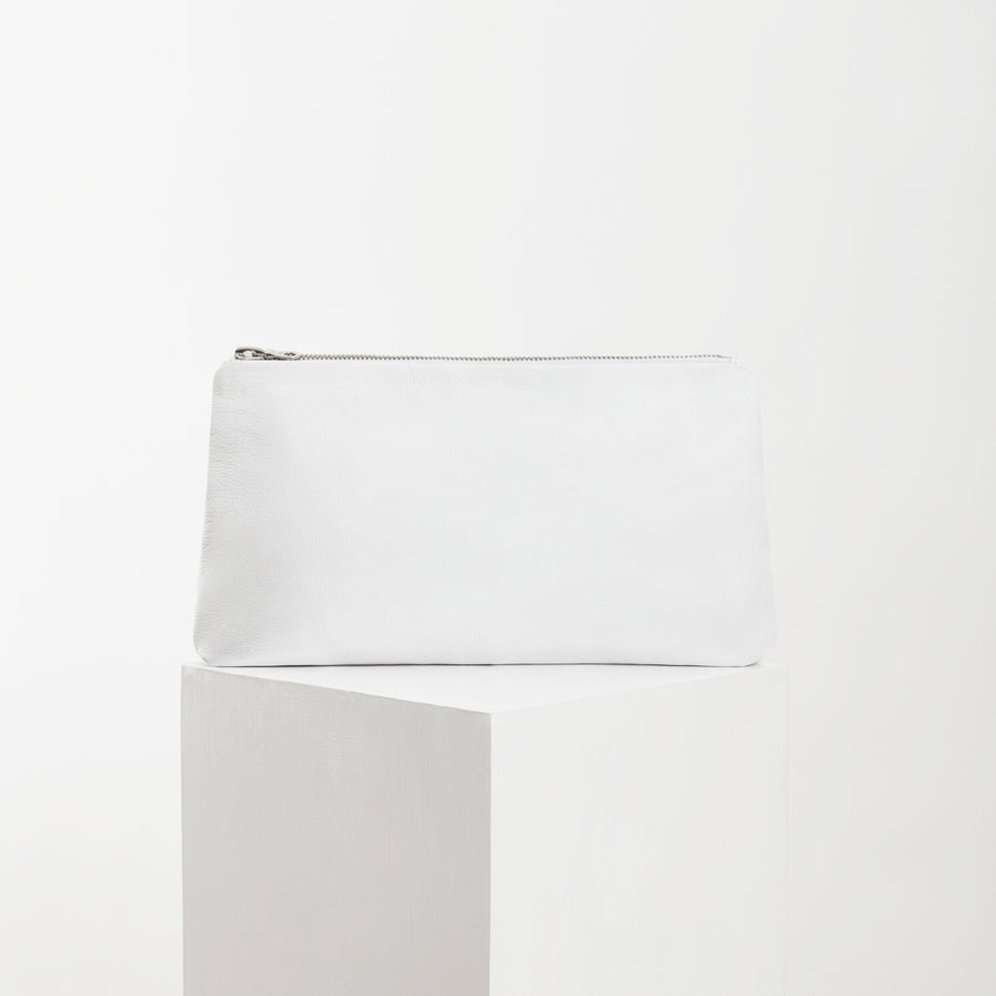Clutch No. 107 White